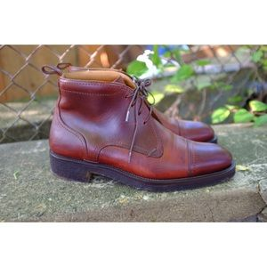 Rider Boot Co Hobo Boot Chromexcel Leather EUC